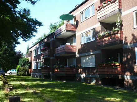 Zentrale ruhige 3-Zimmer-Wohnung mit Balkon
