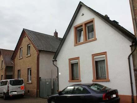 Nur Kapitalanlage - Vermietetes Haus in Budenheim