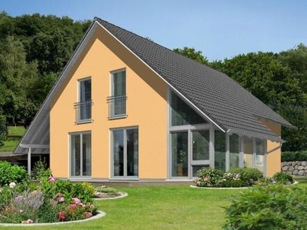 Wintergartenhaus und Grundstück im Extertal