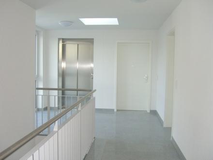 Große und exclusive 2 Zimmer Penthousewohnung mit Ausblick - Neubau -