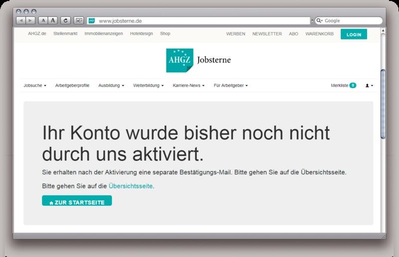 Jobsterne_Browser_Registrierung_Konto_nicht_aktiviert.png