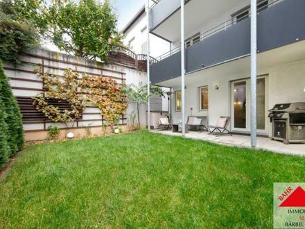 Haus im Haus mit kleinem Garten direkt im Zentrum