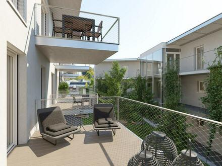 Urban Living - Neubau-Premium-Wohnungen