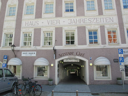 die Gelegenheit - Duplex TG-Stellplatz in Burghausen Altstadt zu kaufen