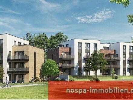 Neubau von 40 Wohnungen im Stadtteil Sandberg!