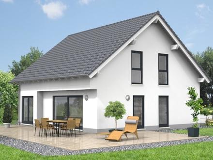 Neubau Einfamilienhaus in Niedernberg