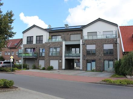 RESERVIERT: Kurzfristig bezugsfrei: 3-Zimmer Obergeschosswohnung in zentraler Lage von Haren!