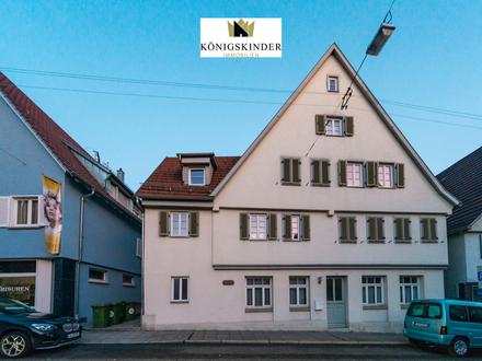Wohnen mit Charme: Schöne 2-Zimmerwohnung mit Blick auf die Weinberge!