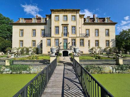 Einzigartige Gewerbeimmobilie mit unvergleichbarem Charme auf Schloss Möhler