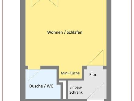 *1 Zimmer-Appartement im Zentrum von Immenstadt*