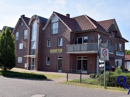 Moderne Eigentumswohnung mit eigener Garage, Nähe Einkaufszentrum.