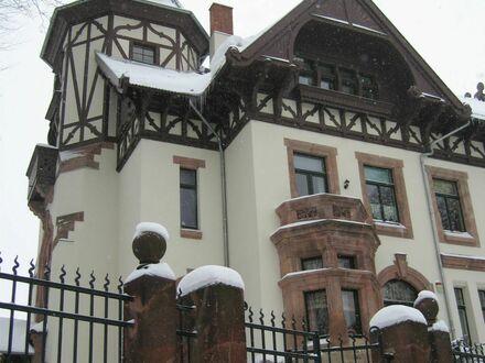 Schönste Villa in Mittweida 3 Raumwohnung mit Balkon