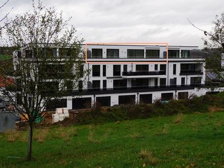 Exklusive Penthaus Wohnung mit große Terrasse in Süd-West-Richtung.