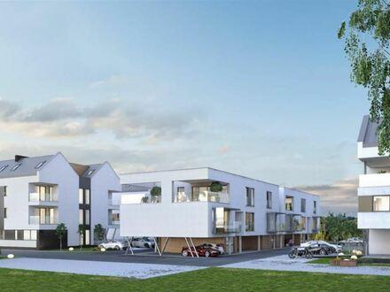2 Zimmer Neubauwohnung in Top Lage von Bad Staffelstein - modernste Architektur