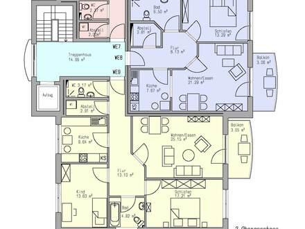 Gehobene 3-Zimmerwohnung