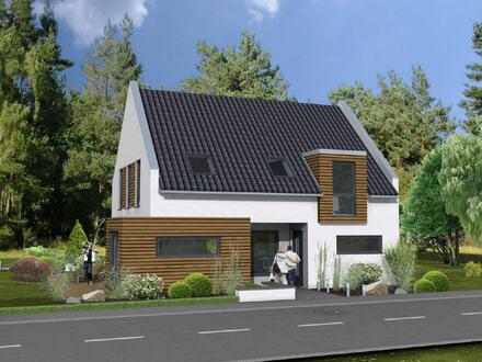 Modernes Neubau-Einfamilienhaus mit durchdachtem Wohnkonzept!