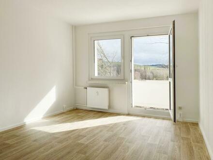 Dein erstes Zuhause! 1 Zimmer mit Balkon frisch renoviert!