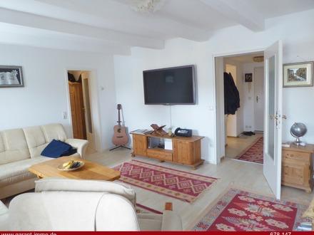 2 Zimmer-Wohnung in ruhiger, sonniger Lage in unmittelbarer Seenähe
