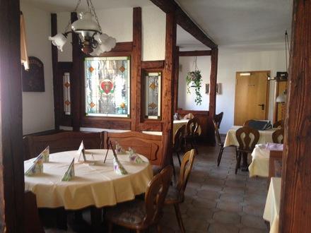 Cafe-Restaurant in attraktiver Lage der Kurstadt Bad Liebenstein zu verpachten