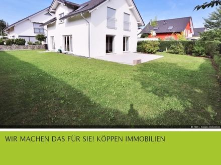 Wunderschönes freistehendes 1-Fam.-Haus mit 150 qm Wfl. u. 60 qm Nfl. in Leutenbach