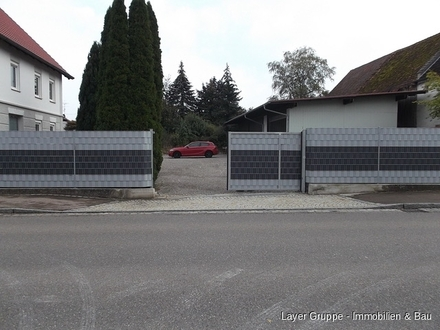 Großes Wohnhaus mit Gewerbemöglichkeit Nähe Legoland/Günzburg nur 4km zur A8