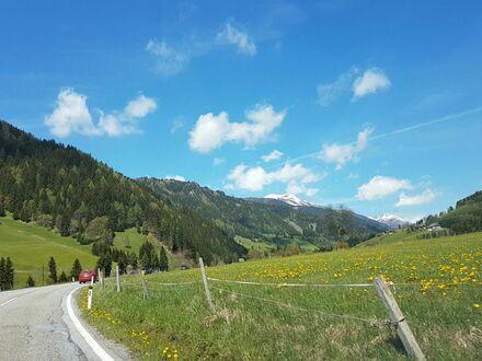 Leben in Kärnten mit sensationeller Aussicht inkl. großzügigem Landhaus / Wohnhaus, Privatflugplatz