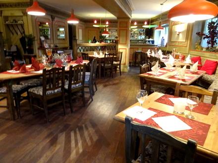 Aufsperren und loslegen: Voll ausgestattetes Restaurant mit Terrasse in Brannenburg zu vermieten!