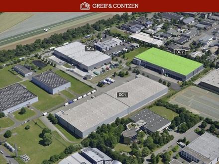 PROVISIONSFREI + + Moderne Logistikimmobilie - Nähe zur A57 und A44