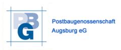 Postbaugenossenschaft Augsburg eG