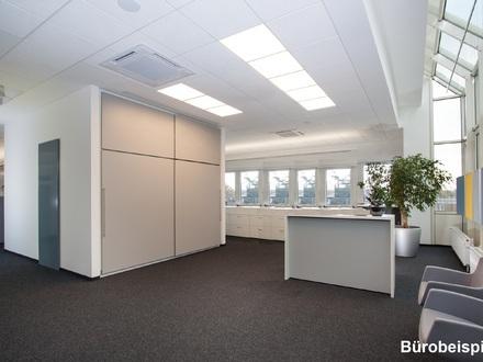 Flexibel teilbare Büroflächen!