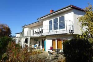 Schönes Einfamilienhaus mit Einliegerwohnung in herrlicher Lage von Langenburg