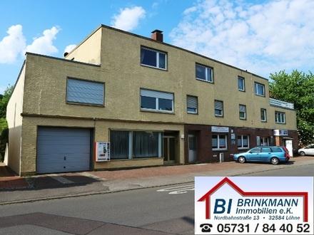 Löhne Gohfeld - Sanierungsbedürftiges Wohn- und Geschäftshaus nahe Zentrum Bad Oeynhausen!