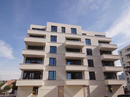 OCEON LIVING: Erstbezug am Neuen Hafen-Großzügige 3-Zimmer-Wohnung mit traumhaftem Balkon