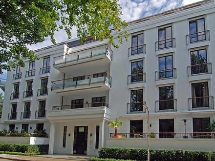 Hochwertig Wohnen in repräsentativer Stadtvilla