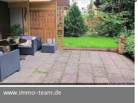 ** Attraktive 3 Zi.-Wohnung * Sonnen-Terrasse* Garten*modernes Bad*EBK*Stellplatz**