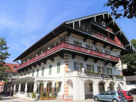 Die perfekte Ferienimmobilie im Chiemgau. 2 Appartements nebeneinander