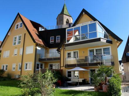 Attraktives Mehrfamilienhaus im historischen Ortskern von Weinstadt-Beutelsbach