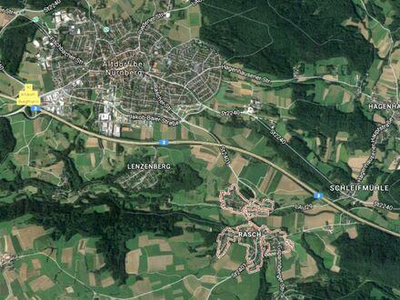 1. 8 9 0 qm für EINFAMILIENHAUS direkt am Naturschutzgebiet Schwarzachtal in 90518 Altdorf - RASCH
