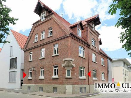 EXKLUSIVES Wohnen in Söflingen am Klosterhof - komplett möblierte 2-Zi.-Wohnung im Hochparterre
