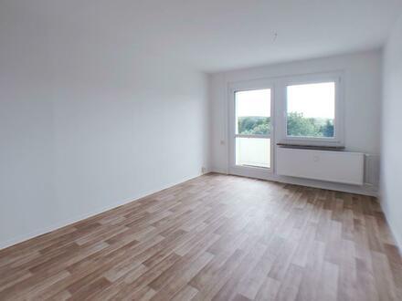 Familien willkommen-renovierte große 4 Raum Wohnung mit Balkon