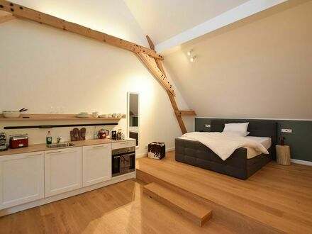 Moderne 1-Raum-Wohnung in Wolfsburg-Hattorf!