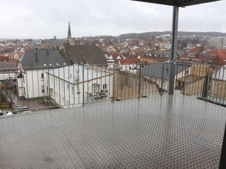 4 ZKBB im 2. OG mit Aufzug und Blick über die Dächer von Alzey