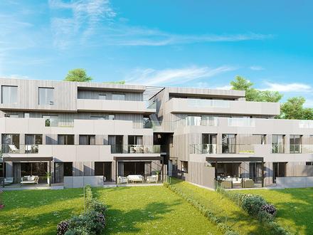 Penthouse! Ein Traum wird wahr! Rund-um-Dachterrasse für Ganztagssonne und besonderen Wohnkomfort!