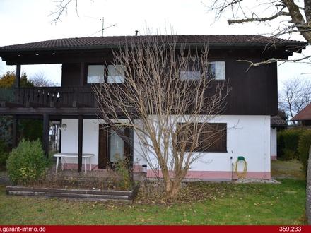 Zwischen Ammersee und Lech: Freistehendes Splitlevel-Haus mit viel Charme in Issing