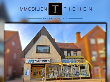 Wohn-/Geschäftshaus auf dem Harener Marktplatz! Eigenständiges Gebäude in 1A Lage inkl. Parkplätze