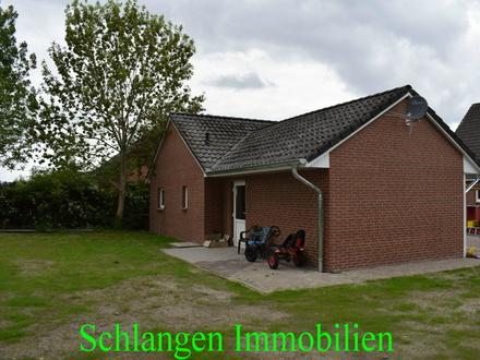 Objekt Nr: 00/655 Unterwohnung mit Garten und Stellplatz in Barßel / OT Harkebrügge
