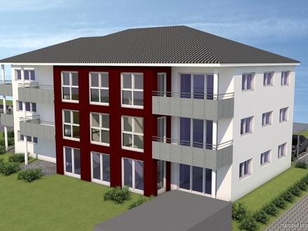 Helle 3-Zimmerwohnung im schönen Uffenheim - Neubau