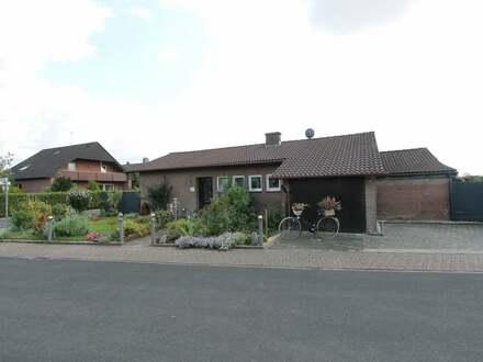Freistehendes Einfamilienhaus mit toller Gartenanlage in Werth