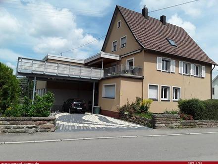Mehrfamilienhaus oder großzügiges Wohn-und Geschäftshaus