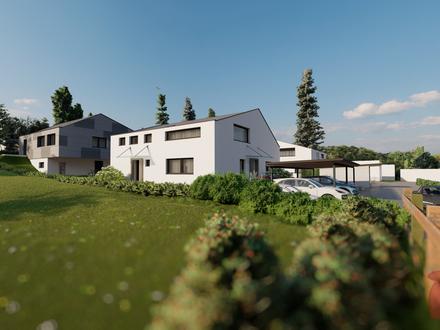 Neubau Doppelhaushälfte in sonniger und ruhiger Lage (Top 4)
